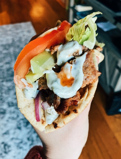 Build Your Own Gyros w/ Homemade Tzatziki