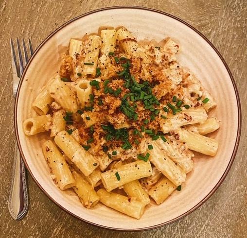 Cheesy Adult Pasta